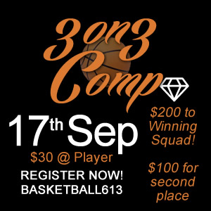 3on3 Basketball Competition