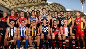 2015 AFL Grand final get together