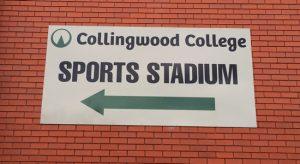 Collingwood College - Sports Stadium