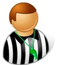 Referee organiser