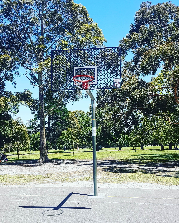 Fawkner park Pasley st
