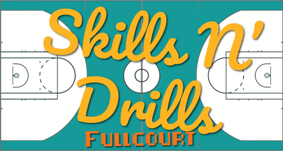 8 week - skills n' drills - starting soon, space limited.