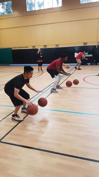beginners basketball melbourne