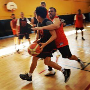 Basketball on-demand