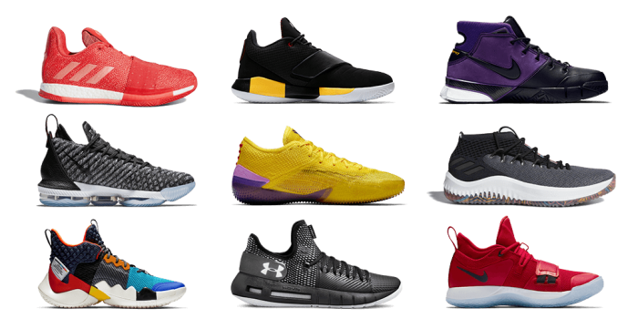 The 10 Best Basketball Shoes