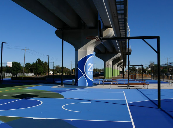 Sports courts, Clayton VIC 3168