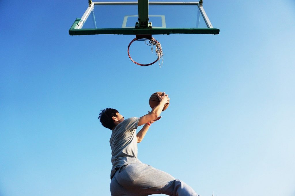 How to jump high in basketball