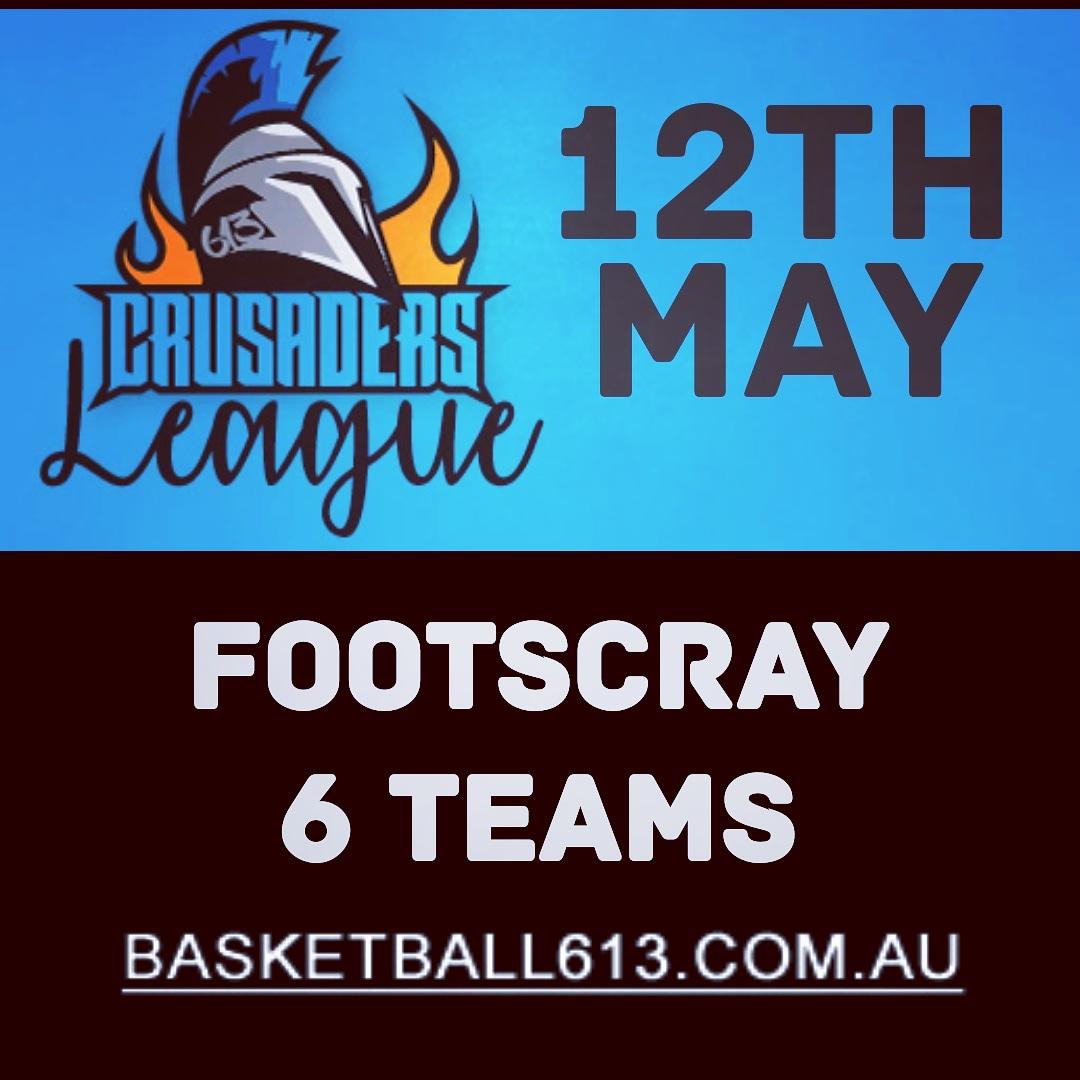 5x5 league Wednesday night in Footscray
