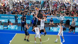 3x3 basketball at the Summer Olympics